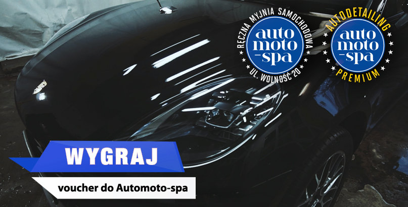 Wygraj voucher do Automoto-spa