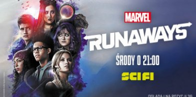 MARVEL RUNAWAYS sezon 3-42596